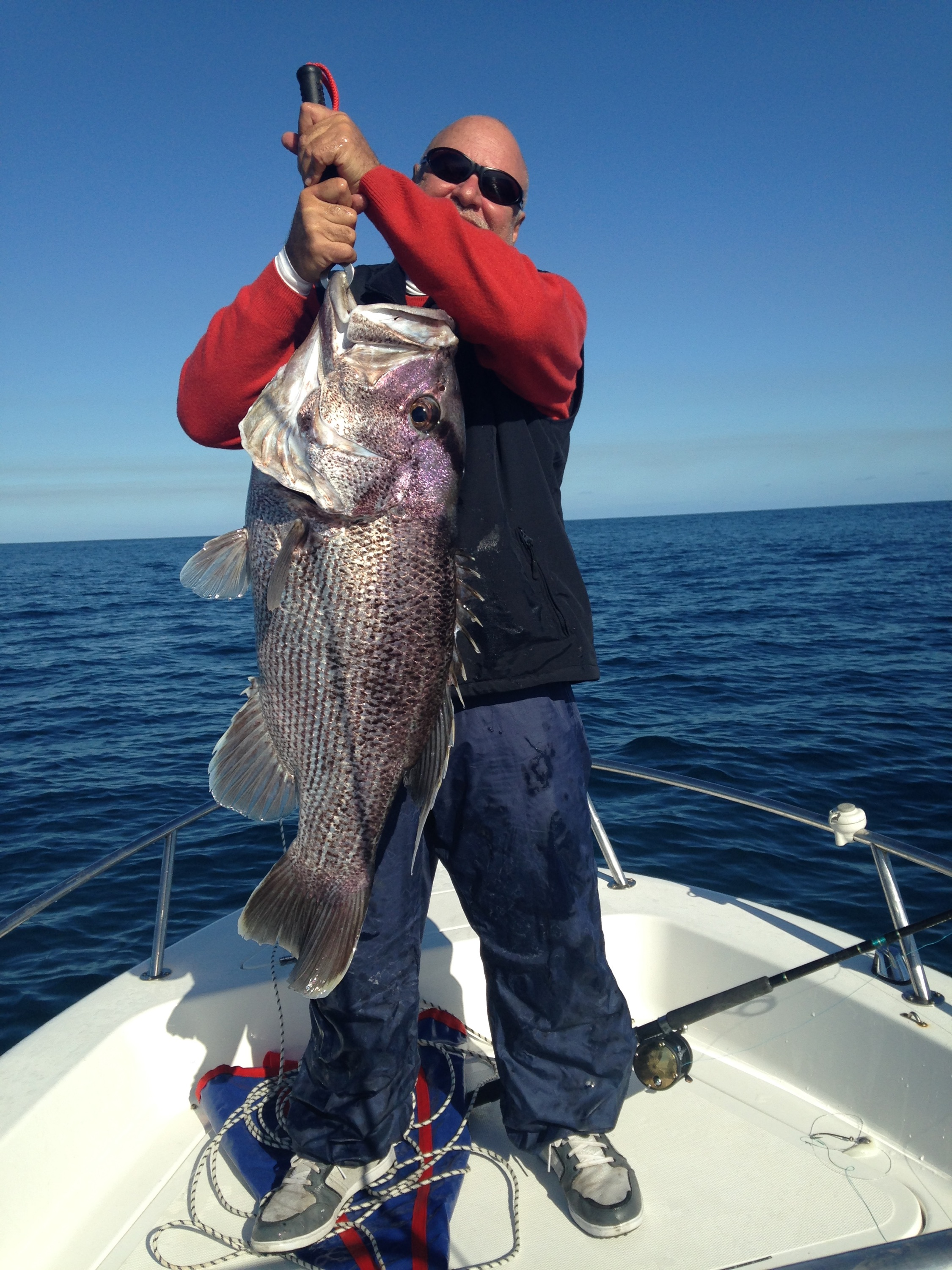 Awesome Dhufish off Myalup