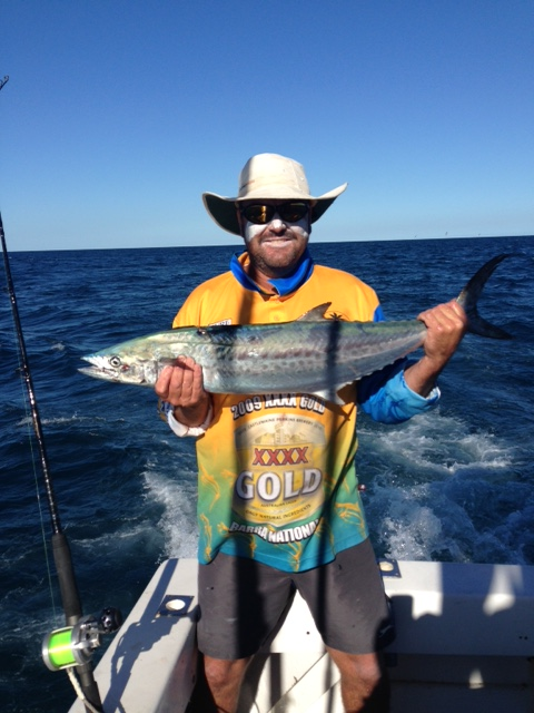 PENDING STATE TITLE FOR MACKEREL - GOOD LUCK PAUL!
