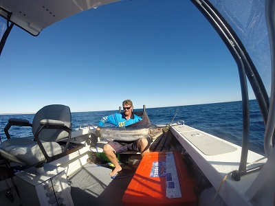 Ningaloo Game Fishing Campout - Team Getaway