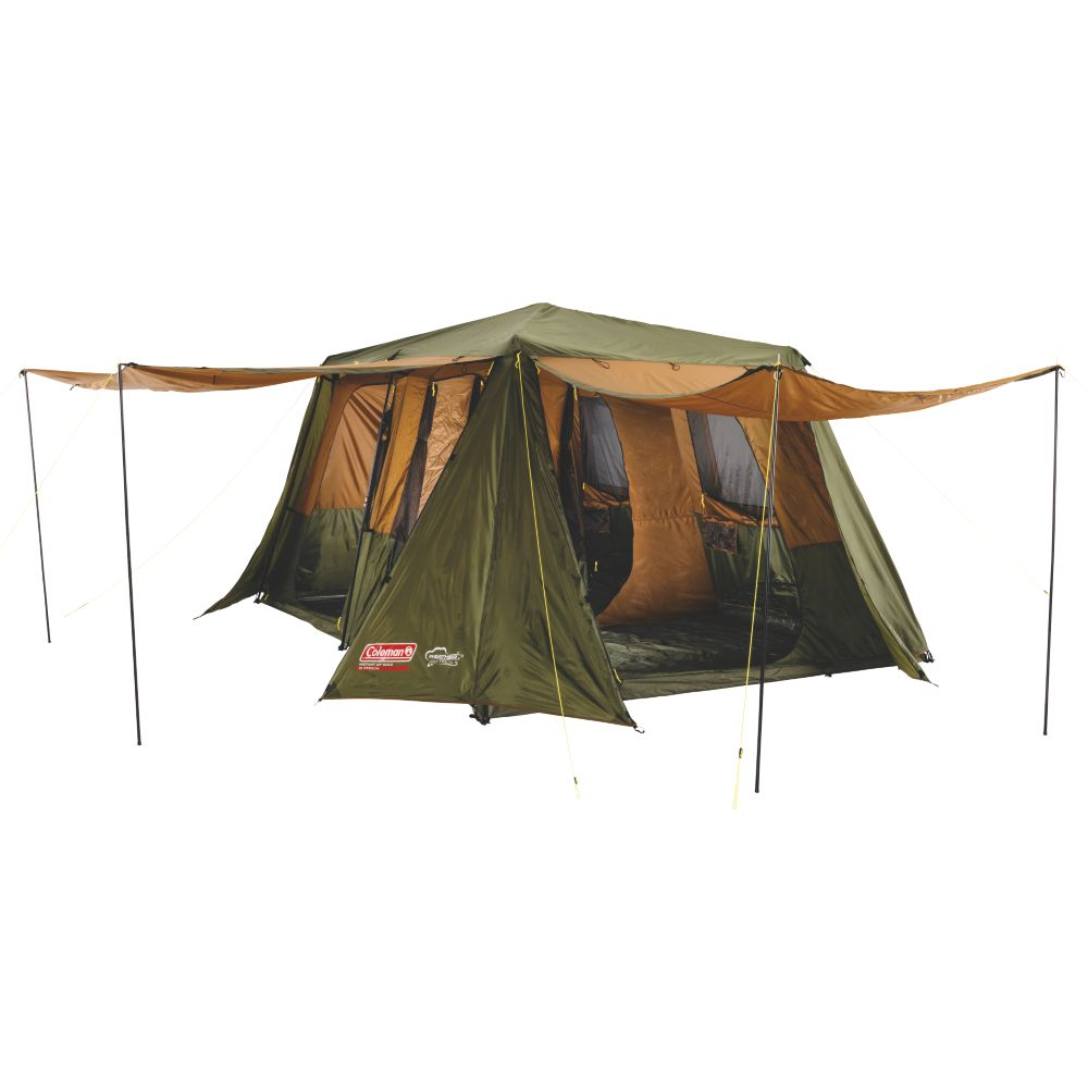 INSTANT UP 10 GOLD SERIES TENT WITH AWNING