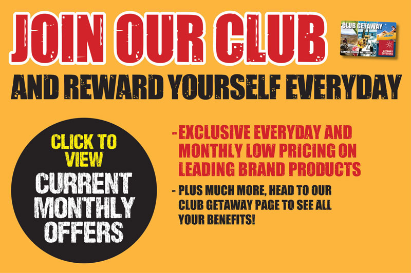 Club Getaway - Join TODAY
