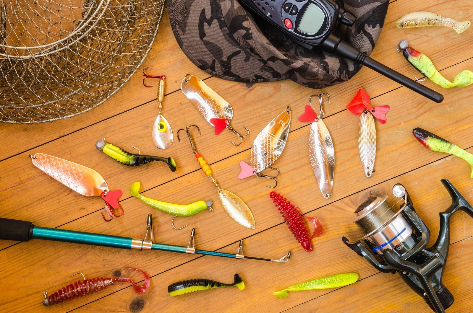 A Few Things You Need to Know About the Bait and Tackle