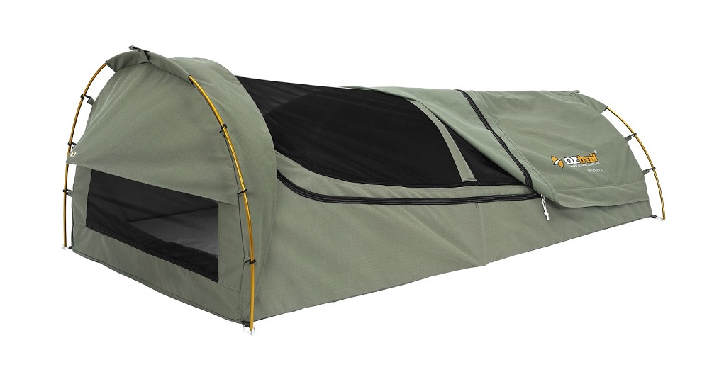 Swags And Tent Beds Getaway Outdoors