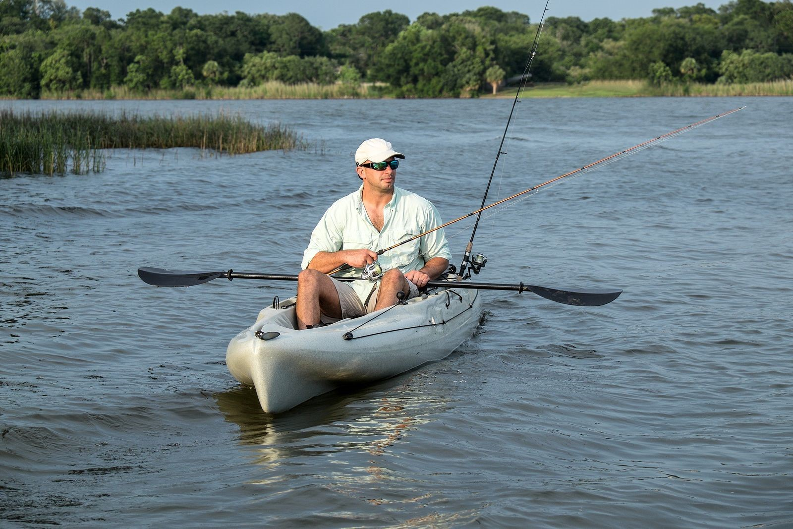 Why Fishing Kayaks Should be Next on Your Angling Shopping Agenda