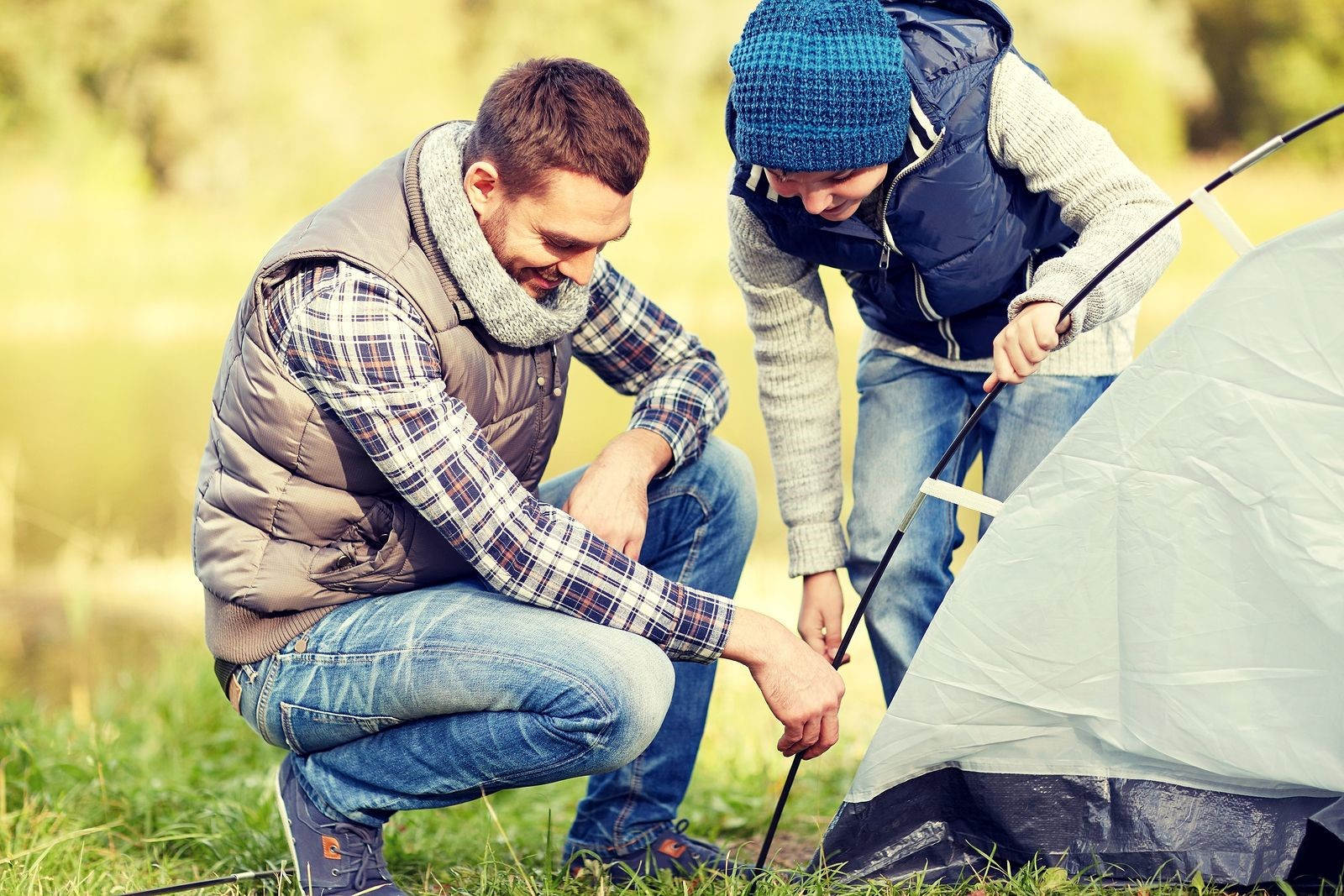 The Five Essentials You'll Need from a Camping Store for Happy Camping