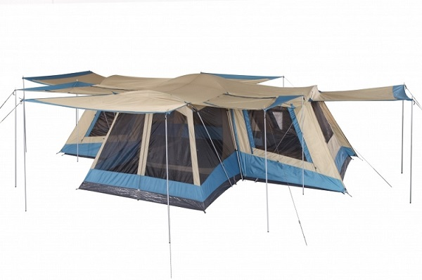 FAMILY 12 DOME TENT  sc 1 st  Getaway Outdoors & Dome Tents | GETAWAY OUTDOORS