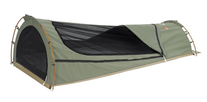 Biker Swag  sc 1 st  Getaway Outdoors & swags and tent beds | GETAWAY OUTDOORS