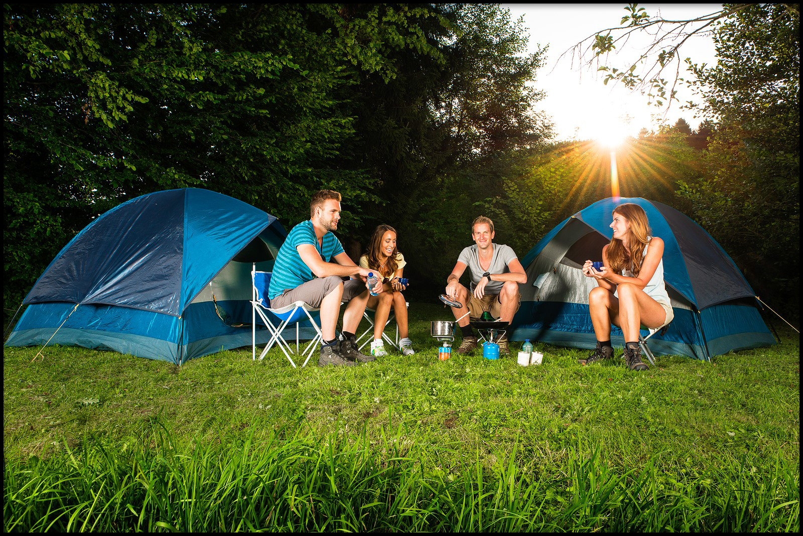 C&ing Ideas and their Many Health Benefits with a little help from your local C&ing Store & Camping Stores in Perth: Camping Ideas and their Many Health Benefits