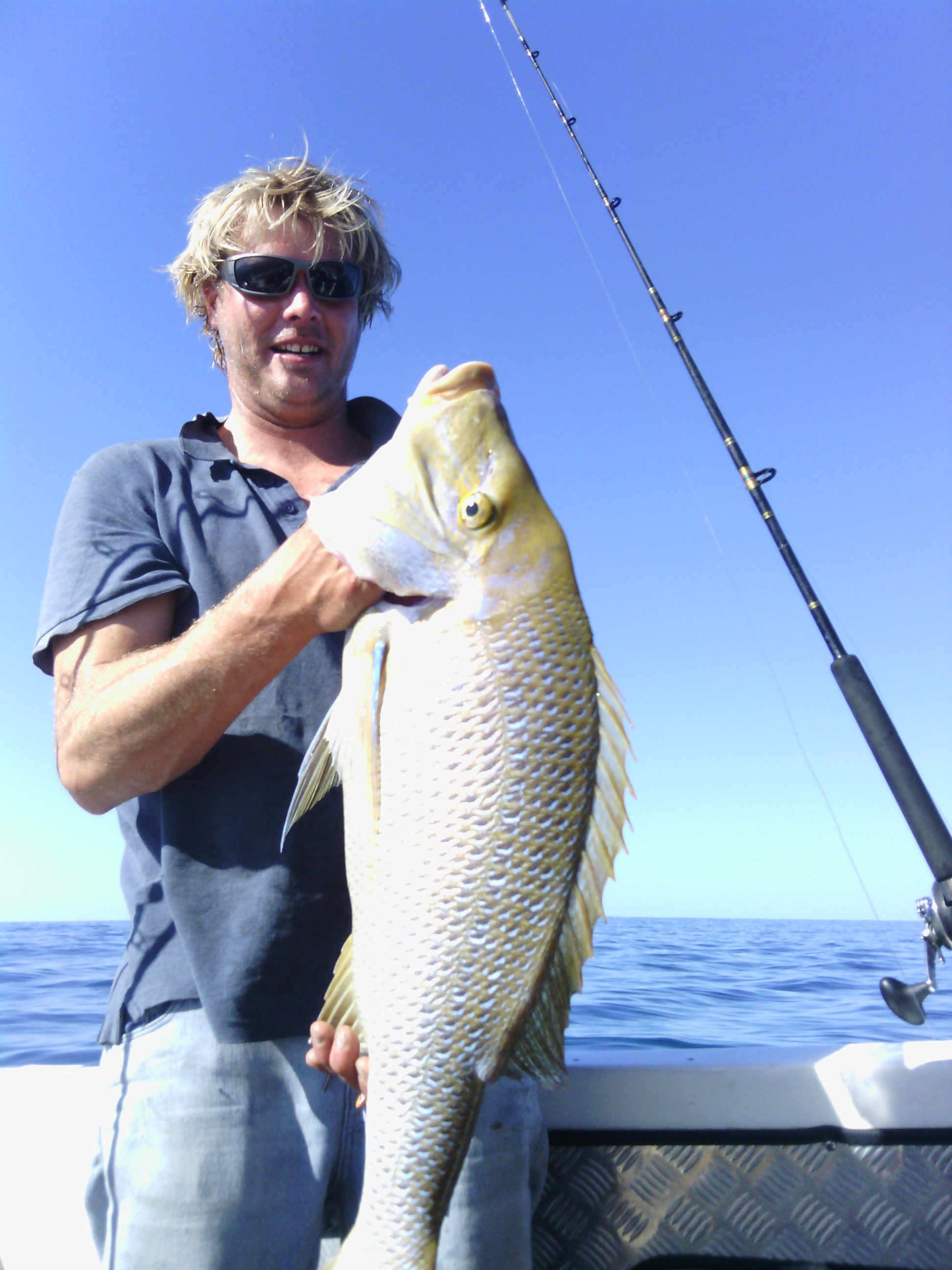 Fishing Report for the Geraldton Region 16th August 2017