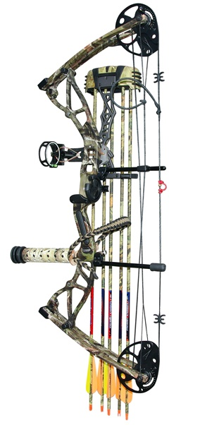VULTURE COMPOUND BOW - PINK | GETAWAY OUTDOORS