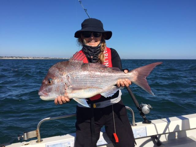 Fishing Report for the Metro Region 11th April 2017